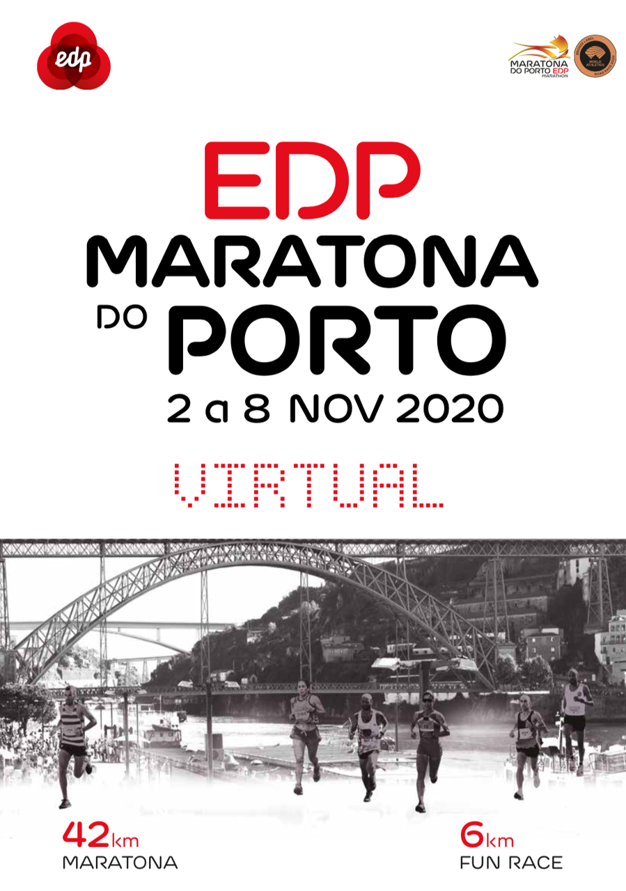EDP Maratona do Porto Virtual 2020